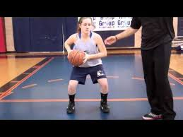 Jump Stop Position - Amherst Youth Basketball